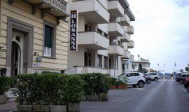 Hotel a Viareggio, Hotel Losanna