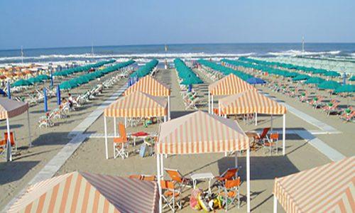Hotel in Versilia, Ristoranti in Versilia, Spiagge in Versilia