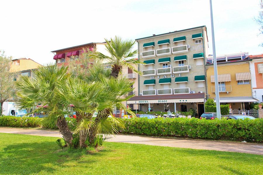 Hotel a Lido Di Camaiore, hotel Biagi