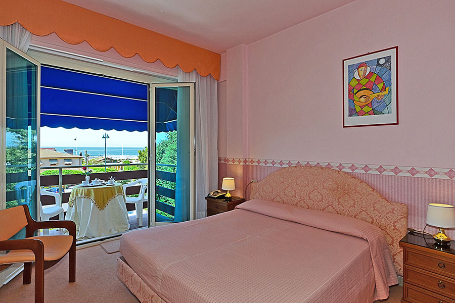 Camera matrimoniale hotel Areion, hotel a Forte Dei Marmi