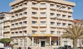 Hotel a Lido Di Camaiore, facciata Hotel Capri & Residence