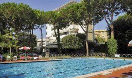 Hotel a Marina di Pietrasanta, Hotel Ermione