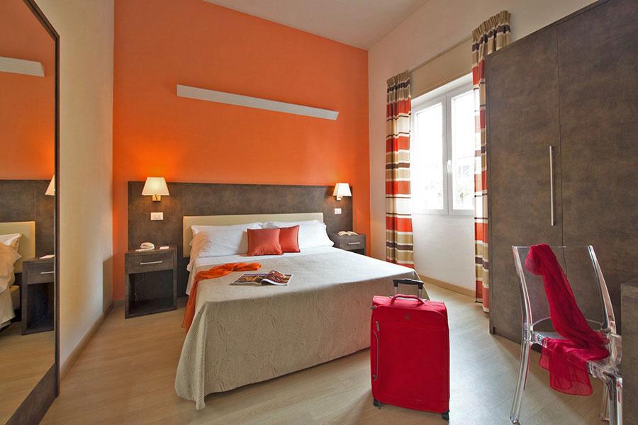 hotel a lido di Camaiore, camera matrimoniale hotel Giulia