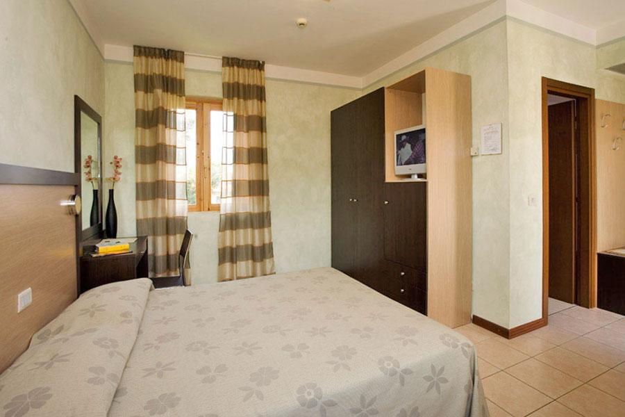 Hotel a Forte dei Marmi, camera matrimoniale hotel La Pace